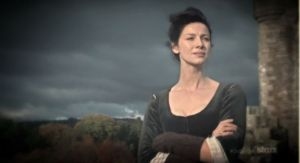 Caitriona Balfe as Claire